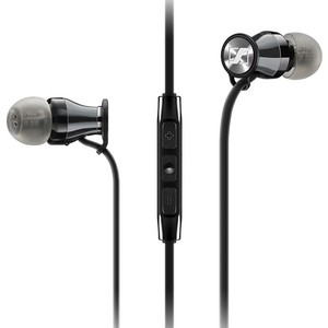 Наушники Sennheiser M2 IEi black chrome (506814)