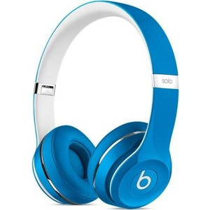 Наушники Beats Solo2 Luxe Edition blue (ML9F2ZE/A)