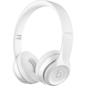 Наушники Beats Solo3 Wireless On-Ear gloss white (MNEP2ZE/A) цены