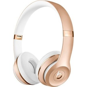 Наушники Beats Solo3 Wireless On-Ear gold (MNER2ZE/A) наушники uproar wireless