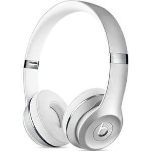 Наушники Beats Solo3 Wireless On-Ear silver (MNEQ2ZE/A) наушники uproar wireless