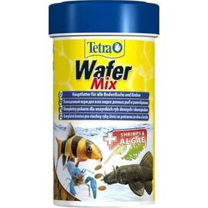 Корм Tetra WaferMix Complete Food for Bottom-feeding Fish and Crustaceans пластинки для всех видов донных рыб и ракообразных 250мл (198890)
