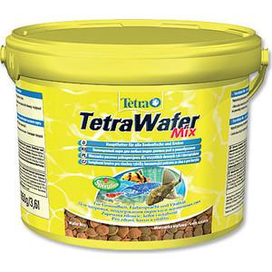 Корм Tetra WaferMix Complete Food for Bottom-feeding Fish and Crustaceans пластинки для всех видов донных рыб и ракообразных 3,6л (193826)