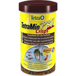Корм Tetra TetraMin Pro Crisps Complete Food for All Tropical Fish чипсы для всех видов тропических рыб 500 мл (204478)