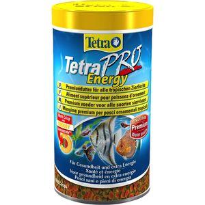 Корм Tetra TetraPro Energy Crisps Premium Food for All Tropical Fish чипсы придание энергии для всех видов тропических рыб 500мл (204430)