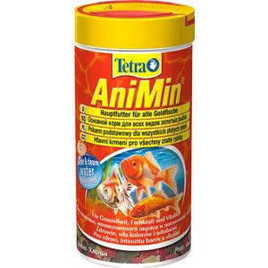 Корм Tetra TetraAniMin Flakes Complete Food for All Goldfish хлопья для всех видов золотых рыбок 10л (766341)