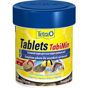 Корм Tetra Tablets TabiMin Shrimps Complete Food for Bottom-feeding Fish таблетки с креветками для всех видов донных рыб 275таб (199255)