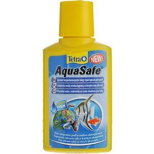 Кондиционер Tetra AquaSafe Makes Tap Water Safe for Fish подготовка водопроводной воды для аквариума 500мл (198876) кондиционер для воды tetra betta aquasafe для подготовки воды аквариума 100мл