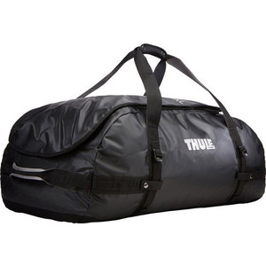 цена Спортивная Thule сумка-баул Chasm XL-130L, черный онлайн в 2017 году