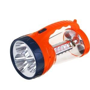 Фонарь Яркий луч RED 324 Светлячок аккумуляторный, 3LED 1W (кемпинг 24SMD) фонарь яркий луч е1 206 поплавок обрезиненный водонепроницаемый корпус светодиод 1w на 2xaa