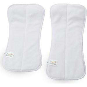 пеленальные столики Вкладыш в многоразовый подгузник Bambinex белый, 3 шт/уп. разм. 2 (10-20 кг) (BB00005)