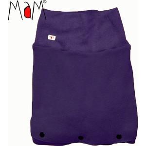 Слинговставка-накидка для мамы и малыша МаМ Флисовая Cold Weather Insert, Фиолетовый (12259957)