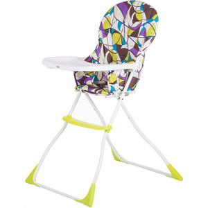 Стульчик для кормления BabyHit Bonbon - Сиреневый с зелёным babyhit babyhit стульчик для кормления miracle серый