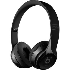 Наушники Beats Solo3 Wireless On-Ear gloss black (MNEN2ZE/A) наушники beats studio 3 wireless matte black