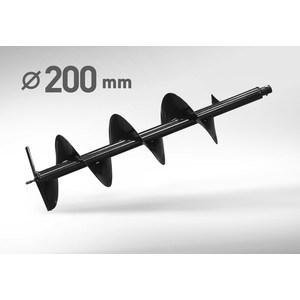 Бур почвенный Carver 200мм, 20мм (01.003.00016)