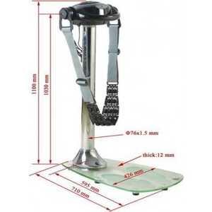 цена на Вибромассажер ременной Body Sculpture MS-1000