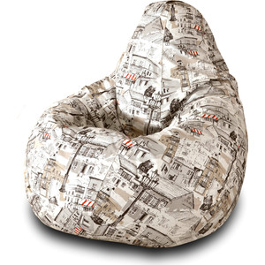 Кресло-мешок Груша Пазитифчик Мезонс 03 кресло мешок груша пазитифчик кактус 03