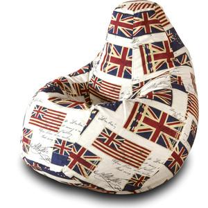 Кресло-мешок Груша Пазитифчик Флаг 04