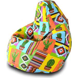Кресло-мешок Груша Пазитифчик Кактус 04 кресло мешок груша пазитифчик кактус 03