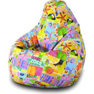 Кресло-мешок Груша Пазитифчик Экзотик 04 кресло мешок груша пазитифчик марракеш 04