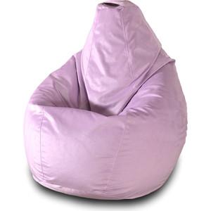 Кресло-мешок Груша Пазитифчик Сиреневый 01 все цены