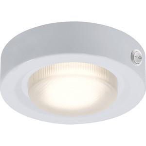 Мебельный накладной светильник Paulmann 98631 настенный светильник paulmann bound 70023