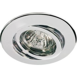 Фото - Точечный поворотный светильник Paulmann 98831 точечный светильник paulmann 98967