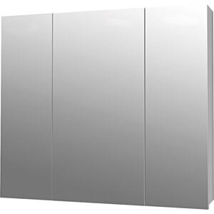 Зеркальный шкаф Dreja Almi 80 белый (99.9011) фото