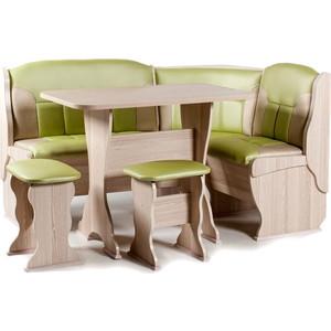 Набор мебели для кухни Бител Орхидея - комби (ясень с-105 + с-101, ясень)