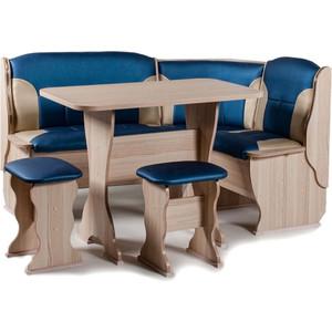 Набор мебели для кухни Бител Орхидея - комби (ясень, терра эффект -114 + с-101, ясень) цена и фото