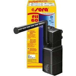 Купить Фильтр SERA PRECISION fil 60 Internal Aquarium Filter внутренний для воды в аквариумах объемом до 60 литров