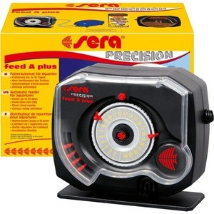Кормушка SERA PRECISION Feed A plus Automatic Feeder автоматическая для аквариумов