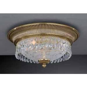 Потолочный светильник Reccagni Angelo PL 6300/3 потолочная люстра reccagni angelo pl 8625 3