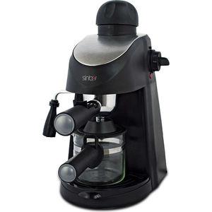 Кофеварка Sinbo SCM 2945 черный sinbo scm 2927 ivory