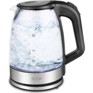 Чайник электрический Sinbo SK 7368 черный