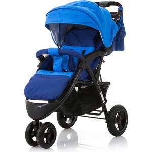 Коляска прогулочная BabyHit Voyage AIR темно-синий прогулочная коляска rant voyage jeans blue