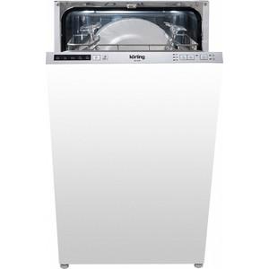 Купить со скидкой Встраиваемая посудомоечная машина Korting KDI 4540
