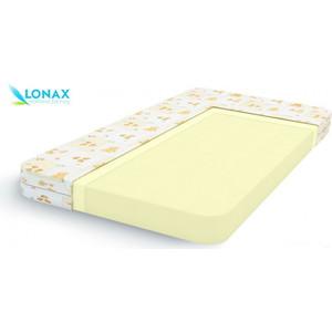 Детский матрас Lonax Baby ППУ10 60x120