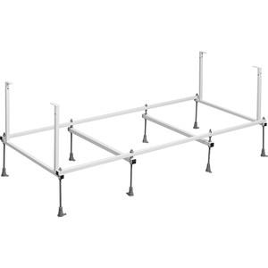 Монтажный комплект Roca BeCool 180x80 см, каркас, ручки, слив-перелив, крепления (ZRU9302786)