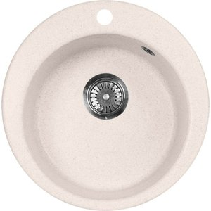 Кухонная мойка AquaGranitEx M-05 (311) светло-розовый