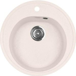 Кухонная мойка AquaGranitEx M-08 (311) светло-розовый