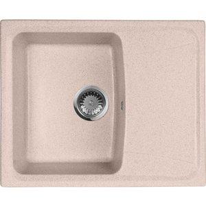 Кухонная мойка AquaGranitEx M-17K (315) розовый