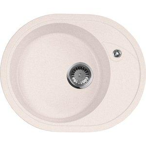 Кухонная мойка AquaGranitEx M-18L (311) светло-розовый