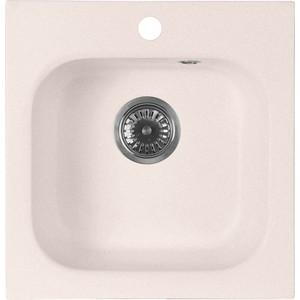 Кухонная мойка AquaGranitEx M-43 (311) светло-розовый
