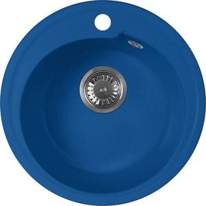 Кухонная мойка AquaGranitEx M-45 (323) синий