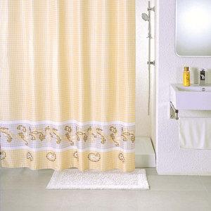 Штора для ванной Milardo Fresco 180x200 см (SCMI013P)