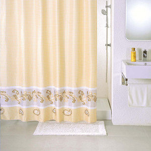 Фото - Штора для ванной Milardo Fresco 180x200 см (SCMI013P) штора для ванной комнаты milardo checked fresco scmi020p