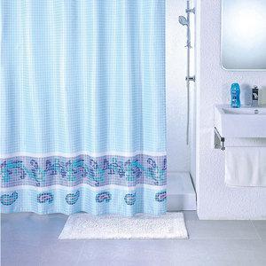 Штора для ванной Milardo Fresco 180x200 см (SCMI011P) цена