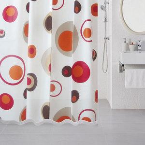лучшая цена Штора для ванной Milardo Lovely Phantom 180x180 см (503V180M11)