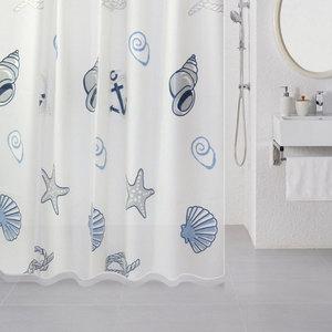 Штора для ванной Milardo Sea Fantasy 180x180 см (508V180M11)